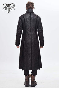 Devil Fashion Luther Coat - Kate's Clothing