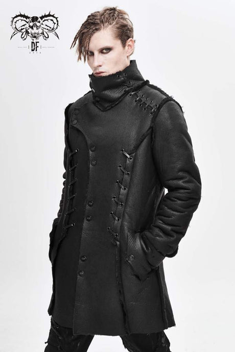 Devil Fashion Mens Raul Winter Coat - Kate's Clothing
