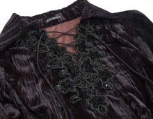 Load image into Gallery viewer, Devil Fashion Mens Rubicund Cord Shirt - Kate's Clothing