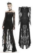 Load image into Gallery viewer, Dark In Love Kelby Lace Dress - Kate's Clothing