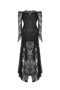 Dark In Love Kelby Lace Dress - Kate's Clothing
