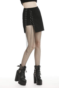 Dark In Love Ketura Mini Skirt - Kate's Clothing