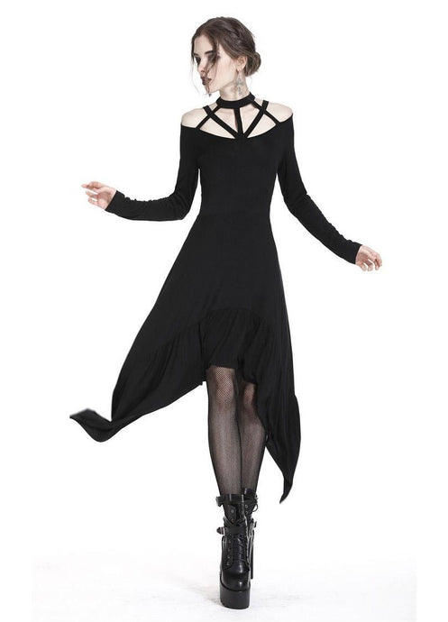 Dark In Love Annabelle Dress - Kate's Clothing
