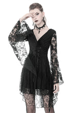 Load image into Gallery viewer, Dark In Love Sakura Lace Dress - Kate's Clothing