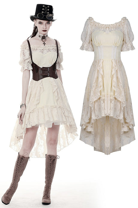 Dark In Love Rae Steampunk Dress