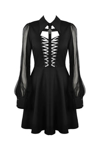 Dark In Love Talulla Cross Dress - Kate's Clothing