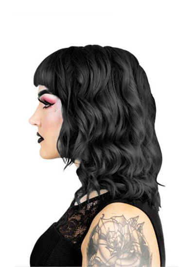 Herman's Amazing Direct Hair Colour - Black Dahlia - Kate's Clothing