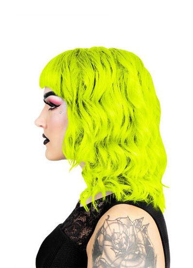 Herman's Amazing Direct Hair Colour - UV Lemon Daisy Yellow - Kate's Clothing
