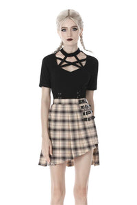 Dark In Love Irena Mini Skirt