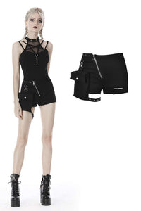 Dark In love Pocket Bag Shorts