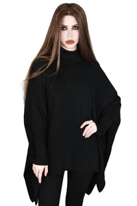Killstar Empress Batwing Sweater - Kate's Clothing