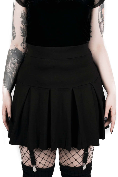 Killstar Endora Mini Skirt - Kate's Clothing