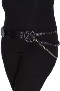Killstar Felon Belt - Kate's Clothing
