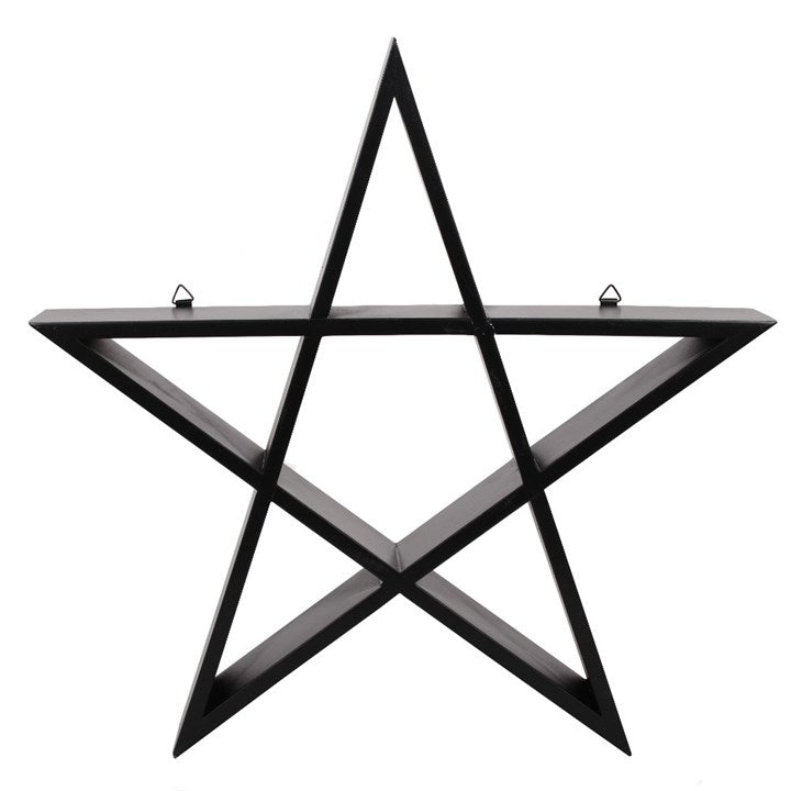 Gothic Gifts Pentagram Wall Art - Kate's Clothing
