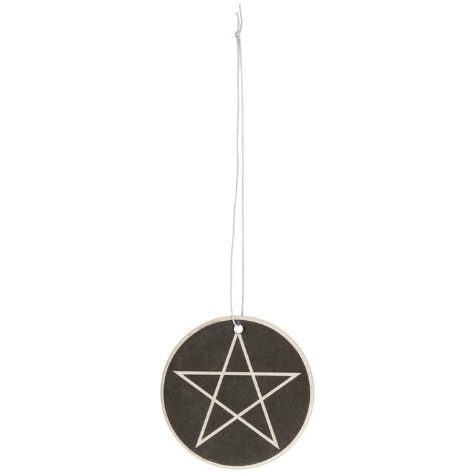 Gothic Gifts Pentagram Air Freshener - Kate's Clothing