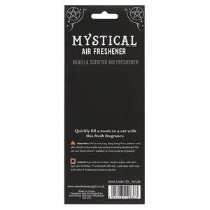 Gothic Gifts Coffin Air Freshener - Kate's Clothing