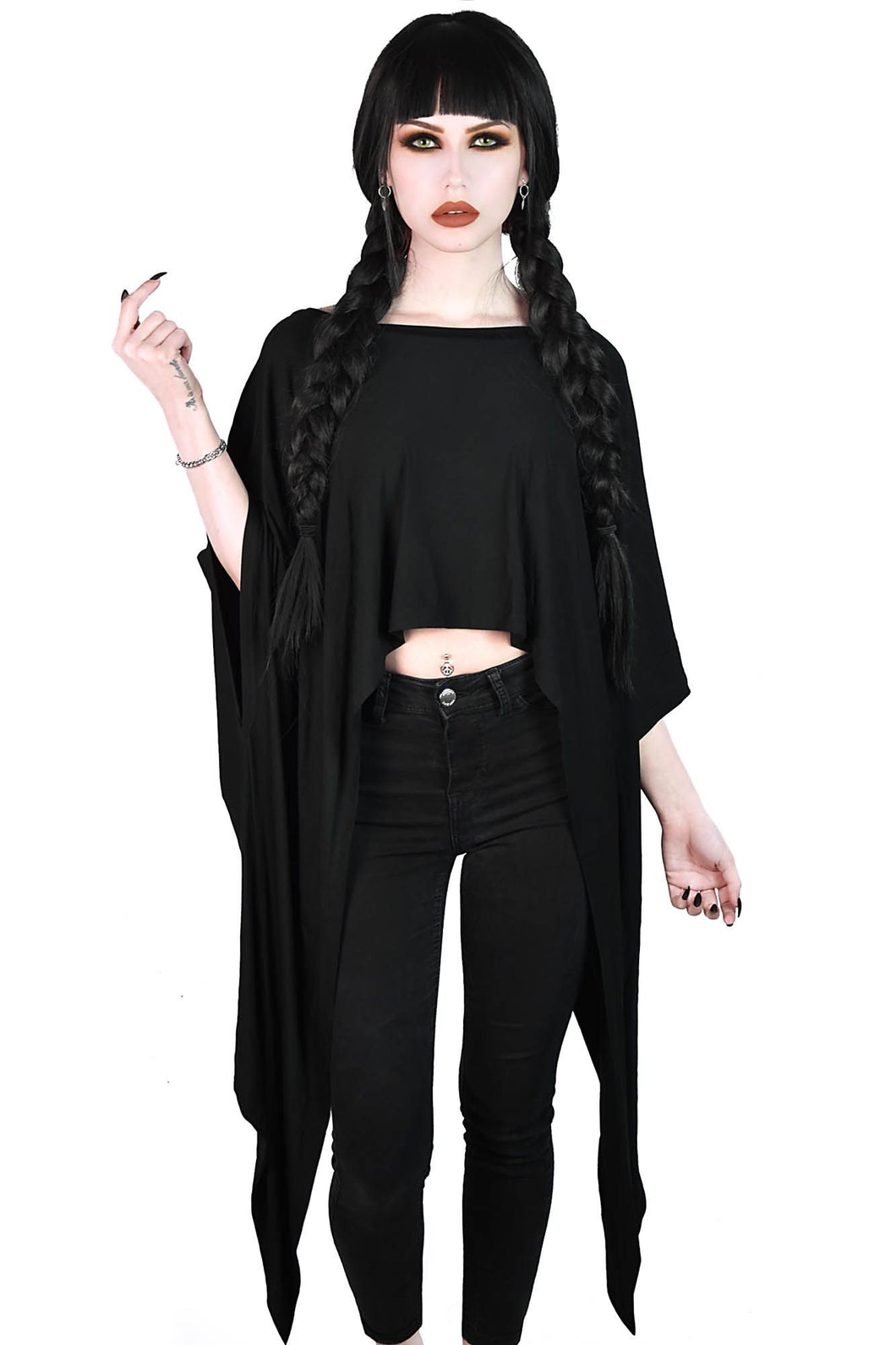 Killstar Celestial Bodies Top - Kate's Clothing