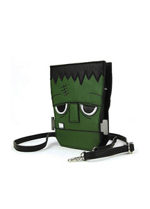 Sleepyville Critters Frankenstein Bag - Kate's Clothing