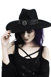 Killstar Maya Brim Hat - Kate's Clothing