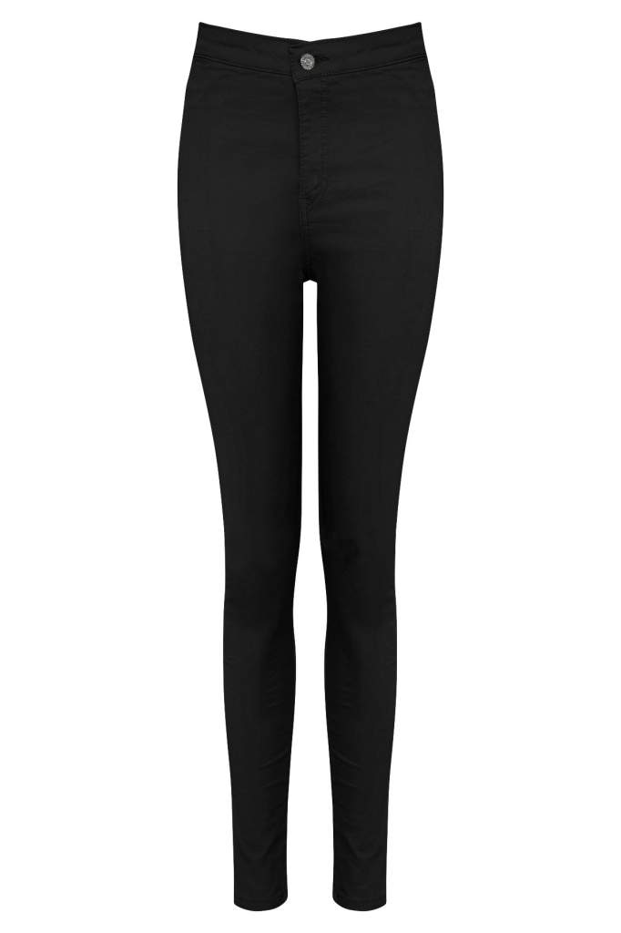 Gothic Attitude Two Pocket Jeggings - Kate's Clothing