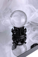Load image into Gallery viewer, Killstar Gate Keeper Crystal Ball Stand - Kate's Clothing