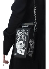 Load image into Gallery viewer, Killstar Goth Juice Handbag - Kate's Clothing