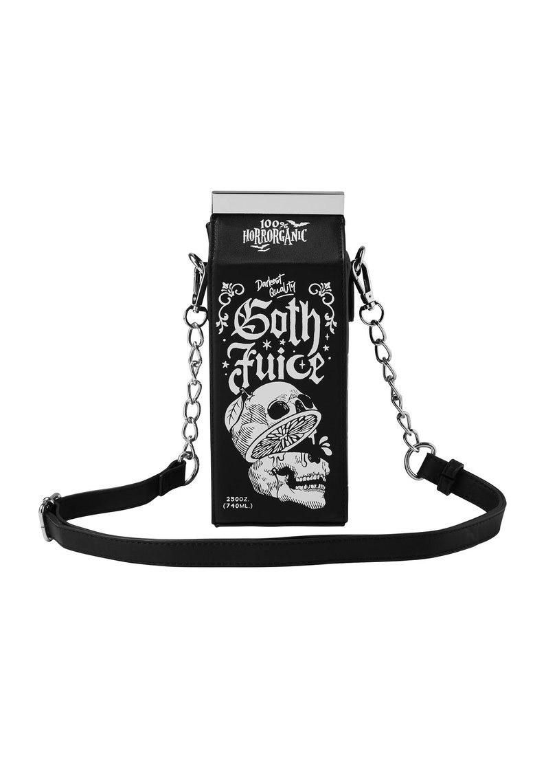 Killstar Goth Juice Handbag - Kate's Clothing