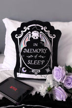 Load image into Gallery viewer, Killstar Gravestone Cushion