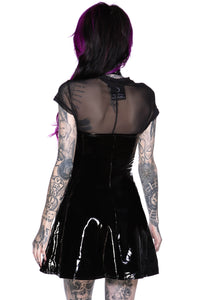 Killstar Hot As Hell Chain Dress - Kate's Clothing