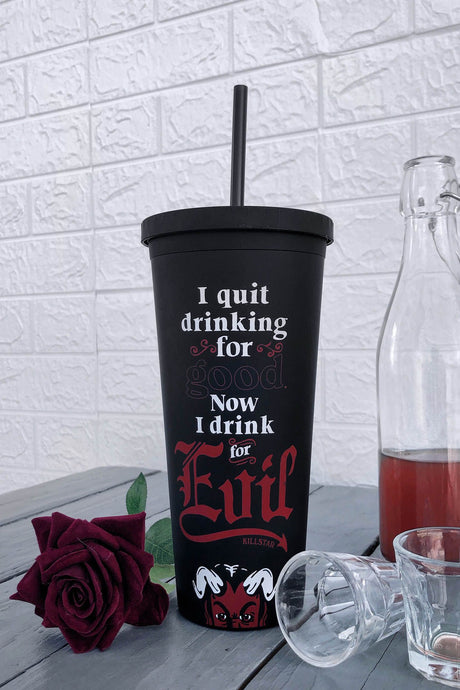 Killstar Evil Cold Brew Cup - Kate's Clothing