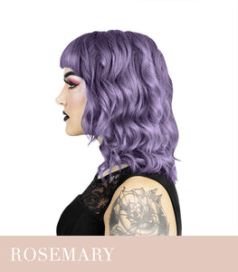 Herman's Amazing Direct Hair Colour - Rosemary Mauve - Kate's Clothing