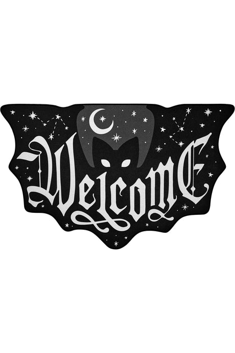 Killstar Welcome Doormat