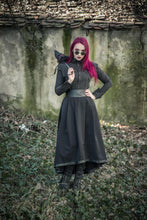 Load image into Gallery viewer, Necessary Evil Hecate Maxi Skirt with Pockets - Kate's Clothing