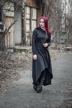 Load image into Gallery viewer, Necessary Evil Amphitrite Full Length Hoodie - Kate's Clothing