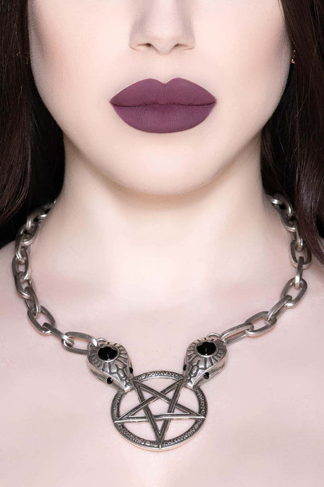 Killstar Iris Necklace - Kate's Clothing