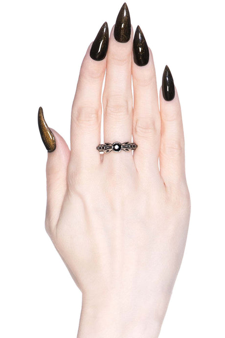 Killstar Iris Ring - Kate's Clothing