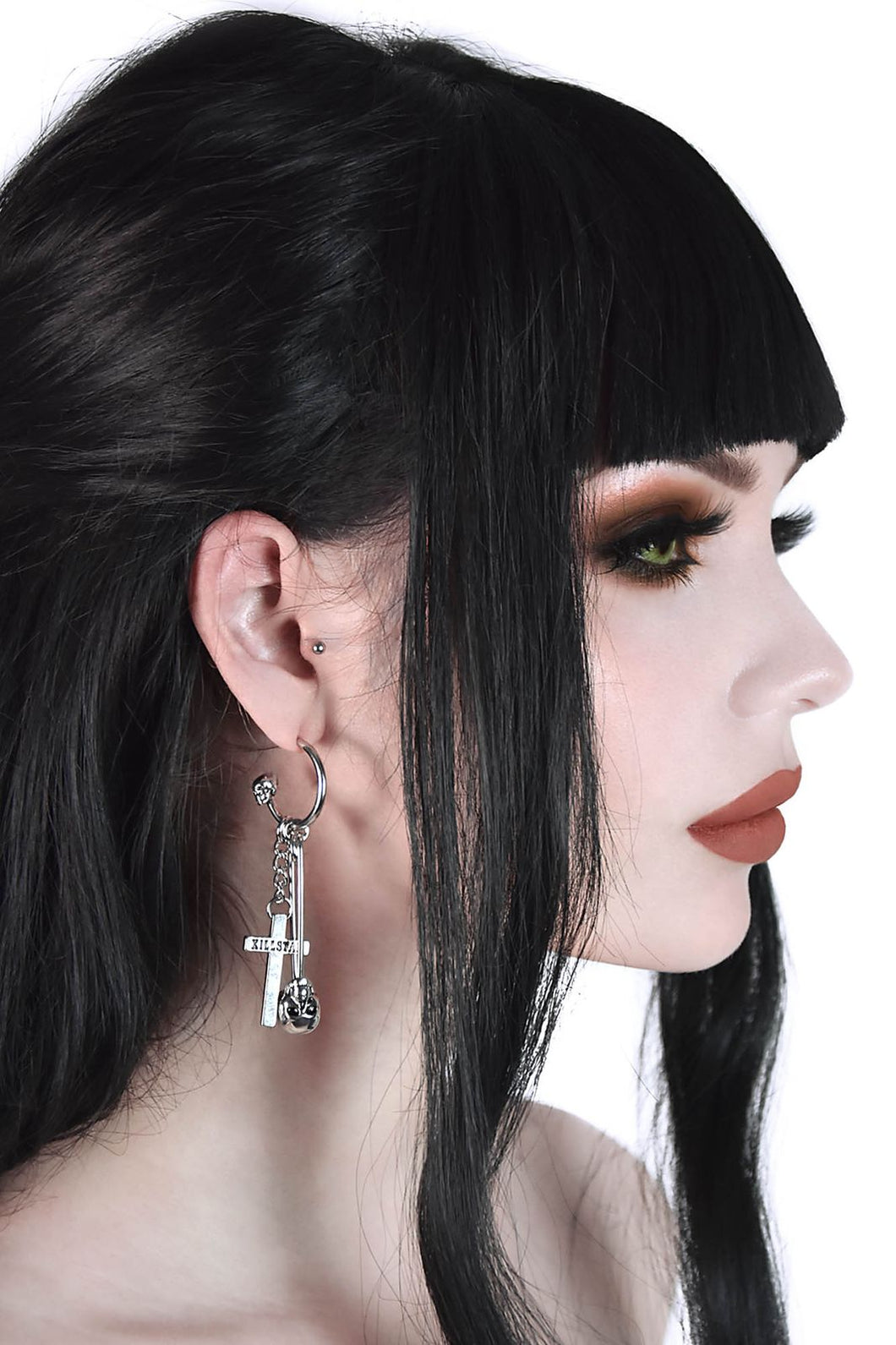 Killstar Catacomb Earrings - Kate's Clothing
