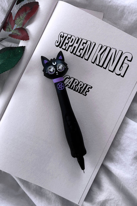 Killstar Kitty Magic Pen - Kate's Clothing