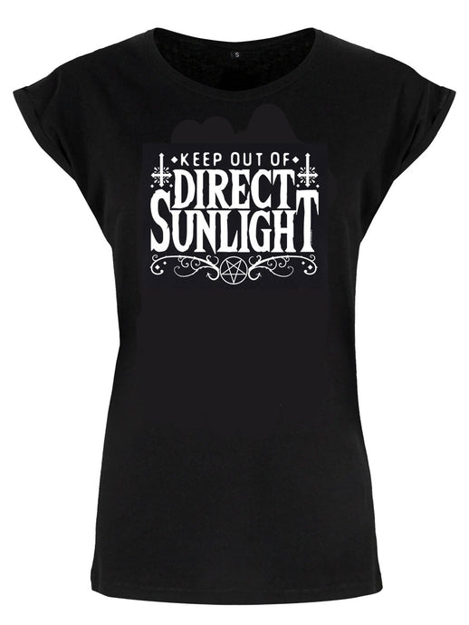 Grindstore Keep Out Of Direct Sunlight T-Shirt