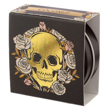 Load image into Gallery viewer, Gothic Gifts Skulls & Roses Coconut Lip Balm - Kate's Clothing