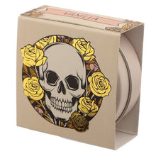 Load image into Gallery viewer, Gothic Gifts Skulls & Roses Vanilla Lip Balm - Kate's Clothing