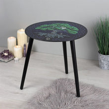 Load image into Gallery viewer, Gothic Gifts Tree Of Life Glass Table - Kate's Clothing