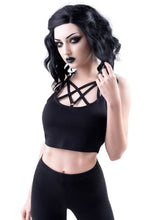 Load image into Gallery viewer, Killstar Magica Crop Top - Kate's Clothing