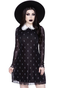 Killstar Misty Collar Dress
