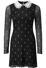 Load image into Gallery viewer, Killstar Misty Collar Dress