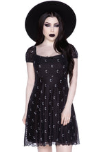Load image into Gallery viewer, Killstar Mona Babydoll Dress - Kate's Clothing