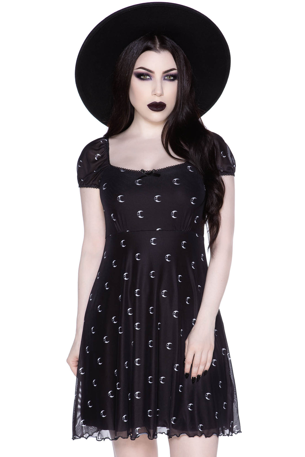 Killstar Mona Babydoll Dress - Kate's Clothing