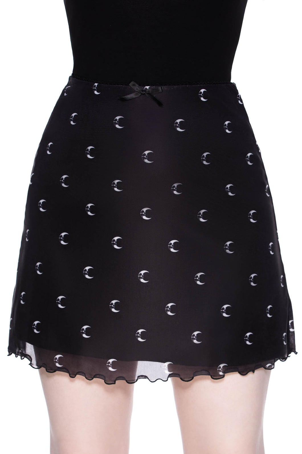 Killstar Monica Skater Skirt - Kate's Clothing