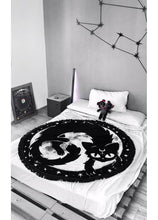 Load image into Gallery viewer, Killstar Moon Kitty Blanket - Kate's Clothing