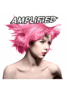 Manic Panic Amplified Semi Permanent Hair Colour EU Formula - Cotton Candy Pink - Kate's Clothing